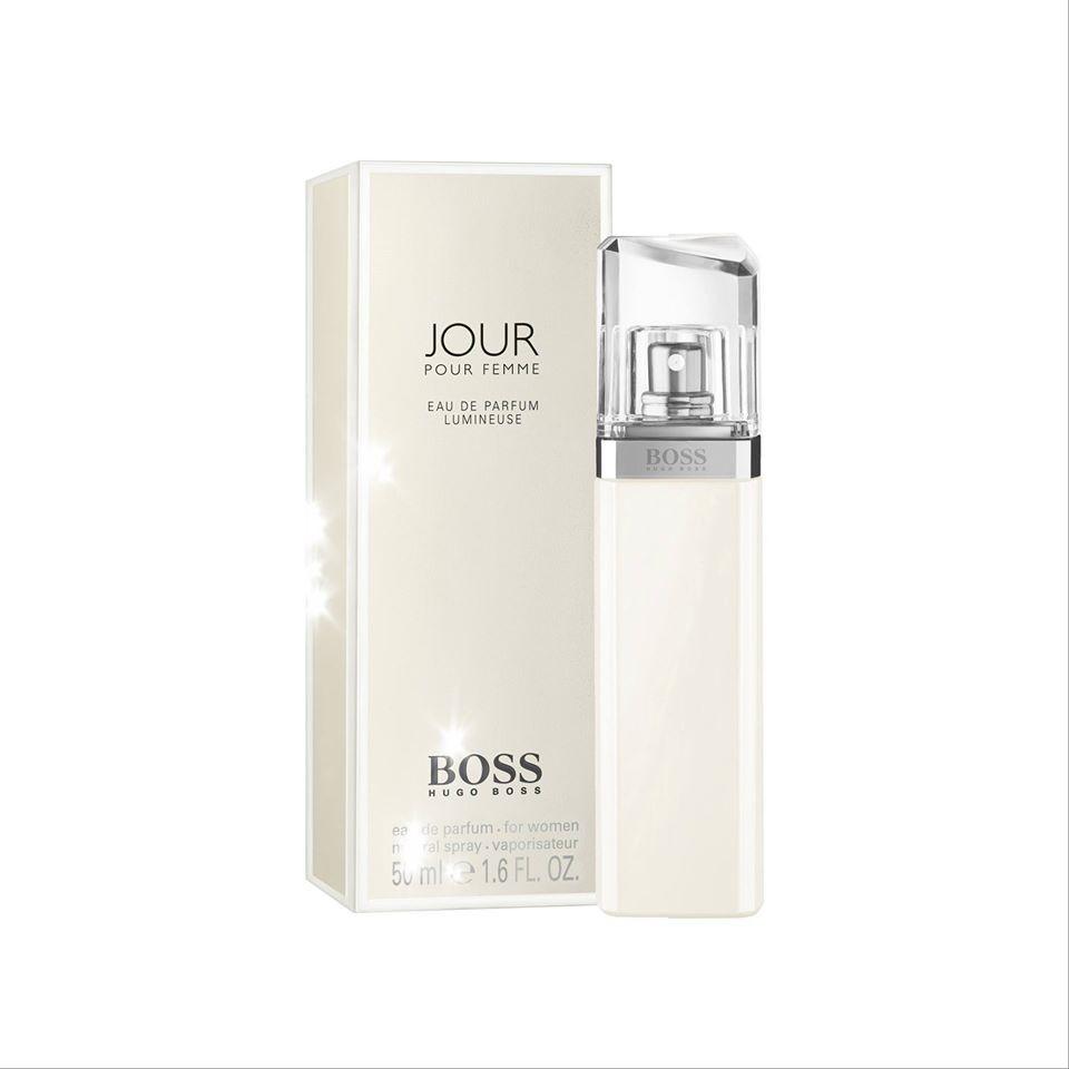 Женская парфюмированная вода Boss Jour Pour Femme Lumineuse 75ml edp от Hugo Boss Источник: http://vash-aromat.ru/shop/7285/desc/zhenskaja-parfjumirovannaja-voda-boss-jour-pour-femme-lumineuse-75ml-edp-ot-hugo-boss