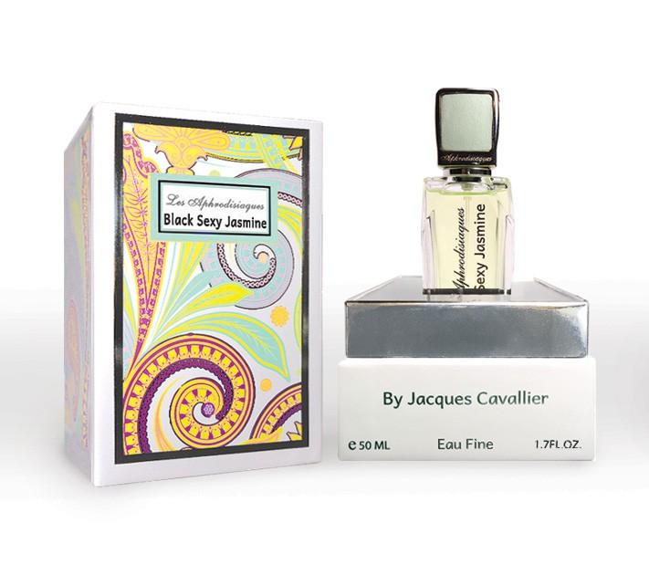 Женская парфюмированная вода Black Sexy Jasmine (by Jacques Cavallier) w 50ml edp от Les Aphrodisiaques Источник: http://vash-aromat.ru/shop/7331/desc/zhenskaja-parfjumirovannaja-voda-black-sexy-jasmine-by-jacques-cavallier-w-50ml-edp-ot-les-aphrodisiaques