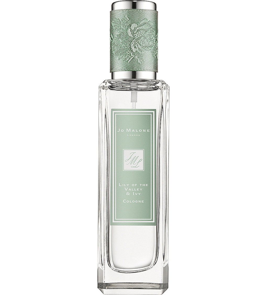 Изображение парфюма Jo Malone Rock The Ages: Lily of the Valley & Ivy w 30ml edc