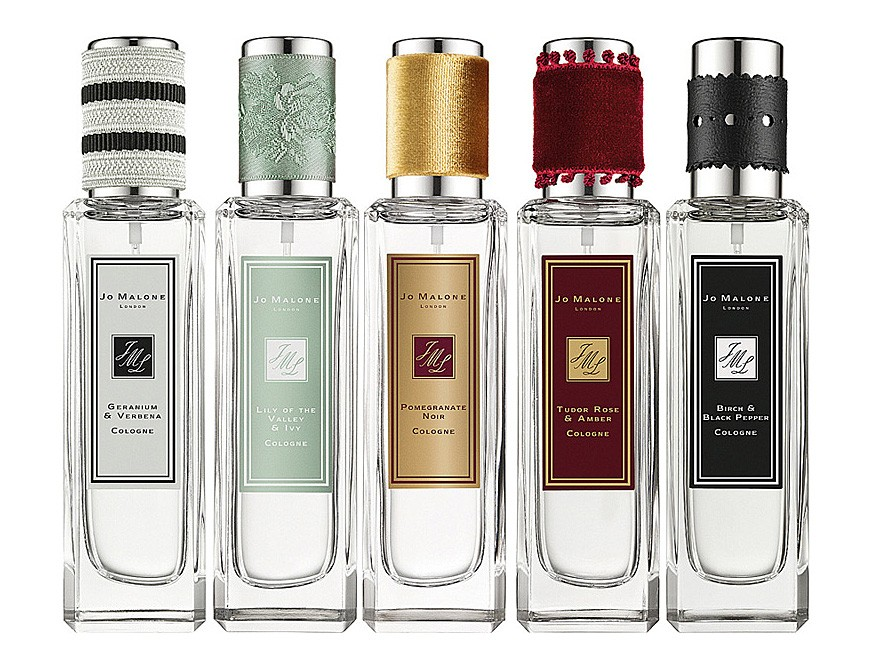 Rock The Ages: Lily of the Valley & Ivy w 30ml edc Jo Malone - ♀ женский парфюм, 2015 год.
