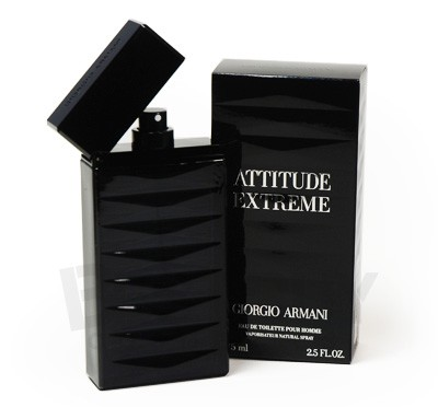 Изображение парфюма Giorgio Armani Attitude Extreme (men) 75ml edt