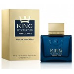 Изображение парфюма Antonio Banderas King of Seduction Absolute