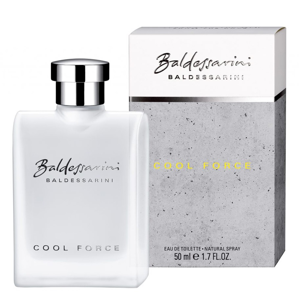 Изображение 3 Baldessarini Cool Force men edt Hugo Boss