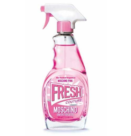 Изображение парфюма Moschino Pink Fresh Couture w edt