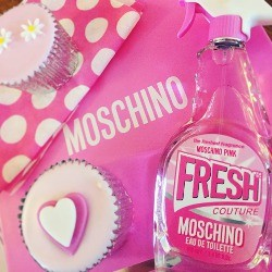 Изображение 3 Pink Fresh Couture w edt Moschino