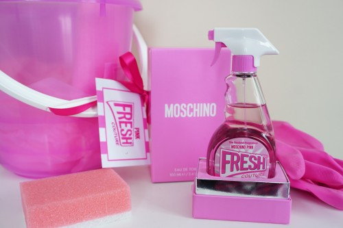 Изображение 4 Pink Fresh Couture w edt Moschino
