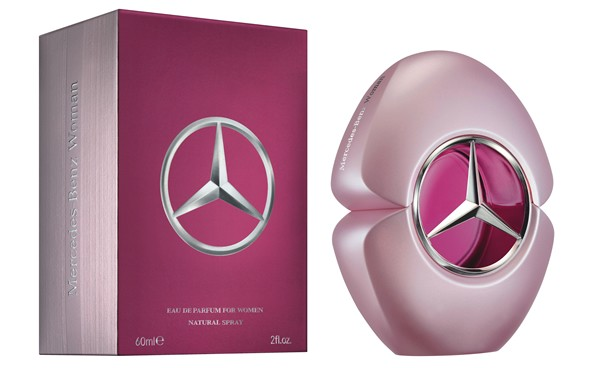 Изображение парфюма Mercedes-Benz Mercedes-Benz Woman edp