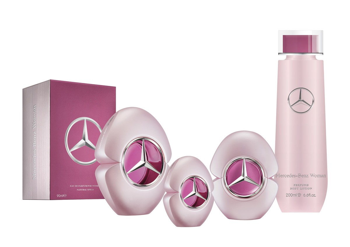 Изображение 3 Mercedes-Benz Woman edp Mercedes-Benz