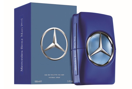 Изображение парфюма Mercedes-Benz Mercedes-Benz Man Blue edt