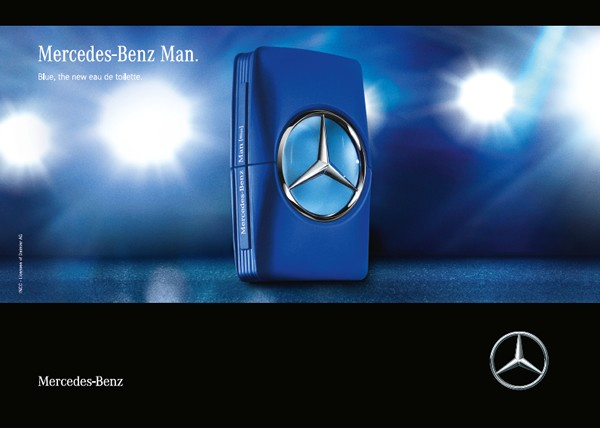 Изображение 3 Mercedes-Benz Man Blue edt Mercedes-Benz