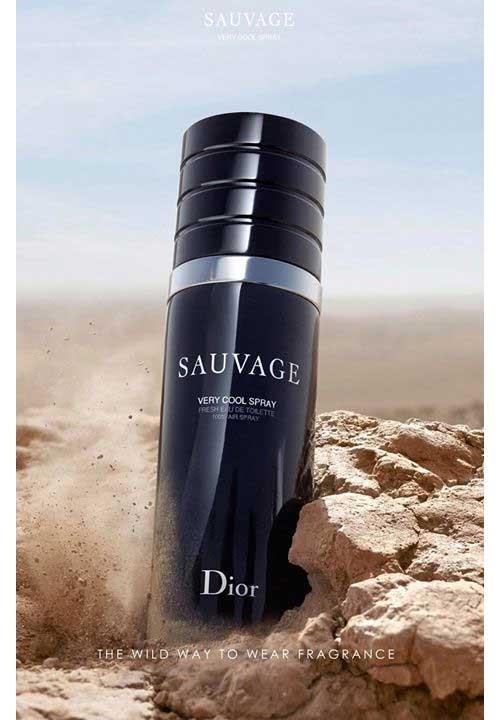 Dior savage 2017