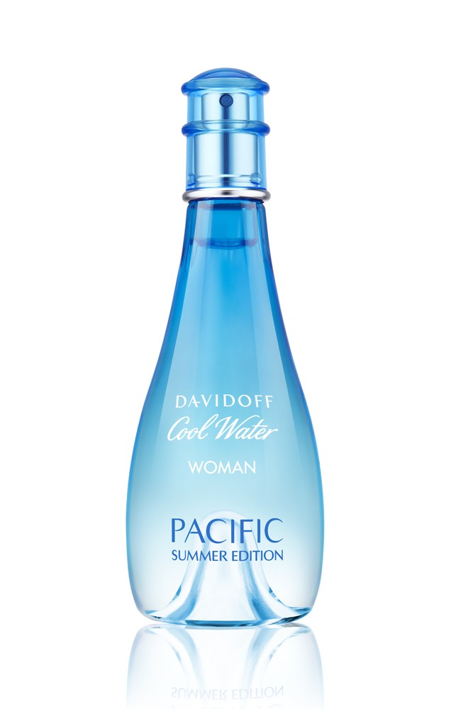 Cool Water Woman Pacific Summer Edition edt Davidoff - ♀ женский парфюм (новинка-2017 года)
