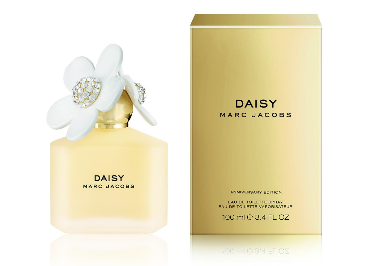 Daisy 10th Anniversary Edition w edt Marc Jacobs - ♀ женский парфюм (новинка-2017 года)