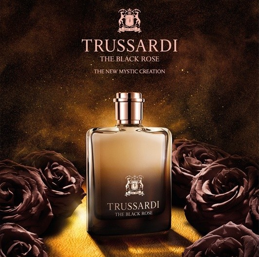 Картинка 2 Trussardi The Black Rose uni edp