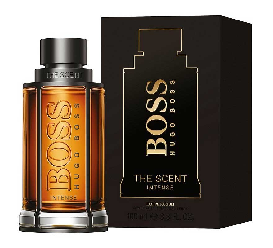 Изображение парфюма Hugo Boss Boss The Scent Intense (men) edp