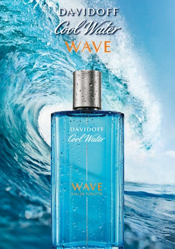 Изображение 3 Cool Water Wave (men) edt Davidoff