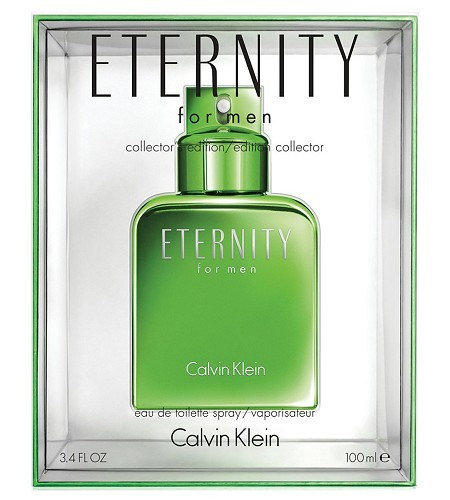 Изображение парфюма Calvin Klein Eternity For Men Collector Edition 2016
