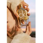 Вид флакона CK One Gold edt Calvin Klein