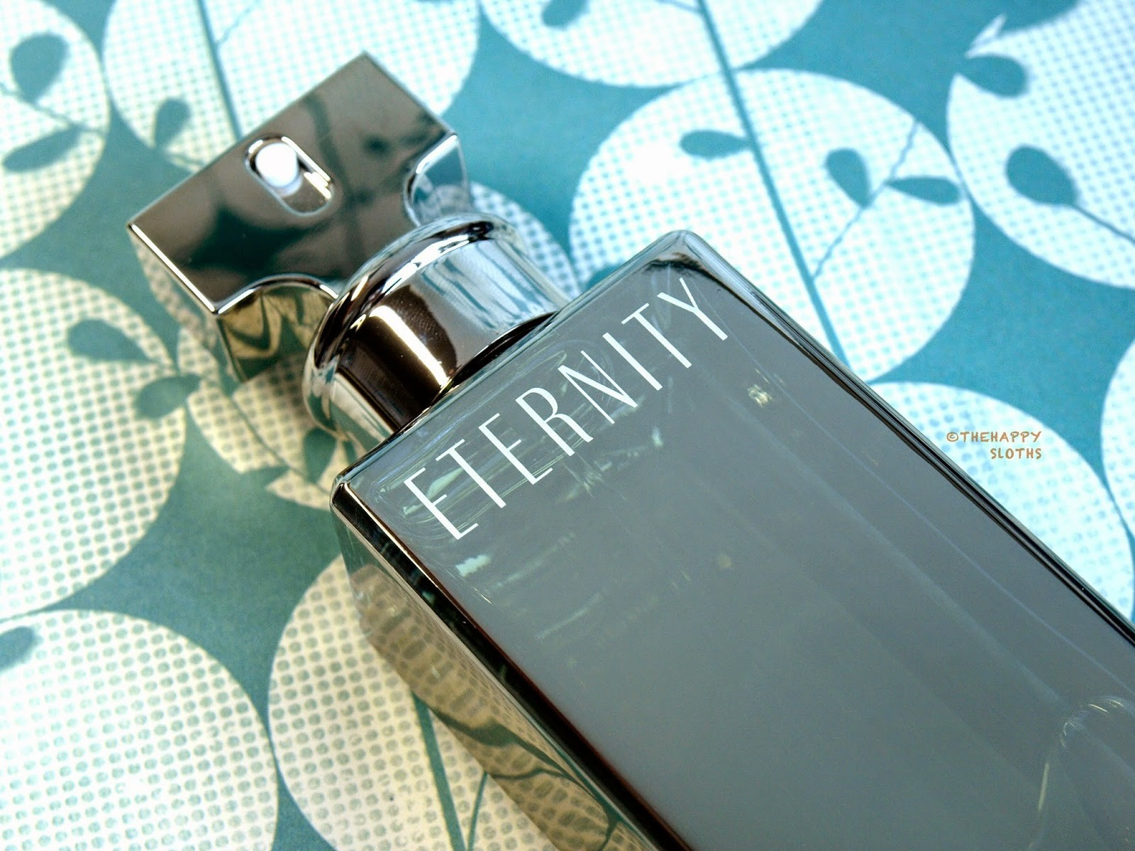 Eternity 25th Anniversary Edition for Women edp Calvin Klein - ♀ женский парфюм, 2014 год.