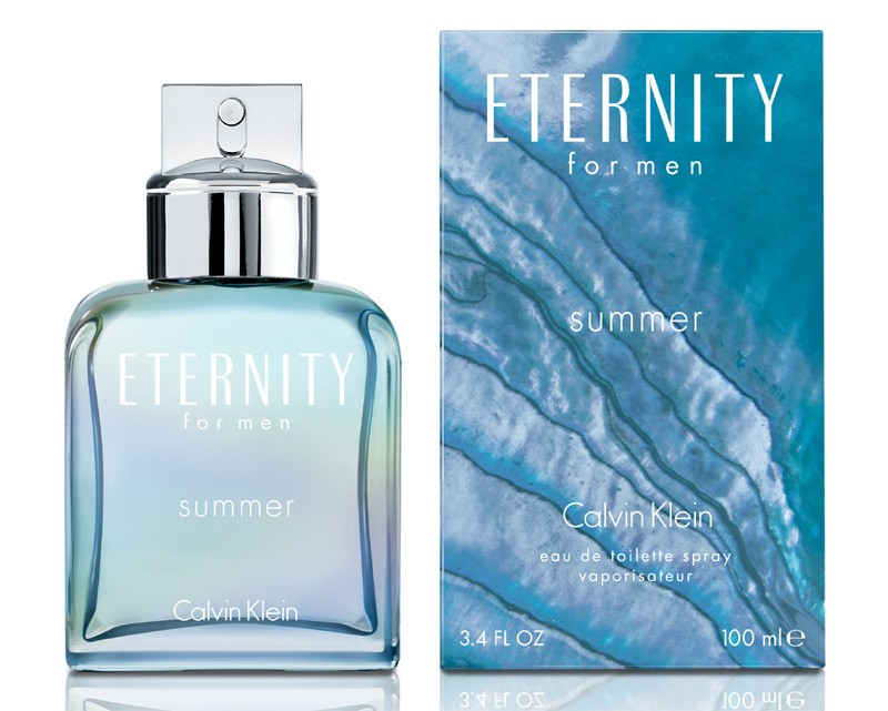 Изображение парфюма Calvin Klein Eternity for Men Summer 2013 edt