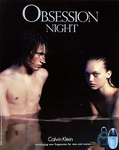 Изображение 3 Obsession Night for Men edt Calvin Klein