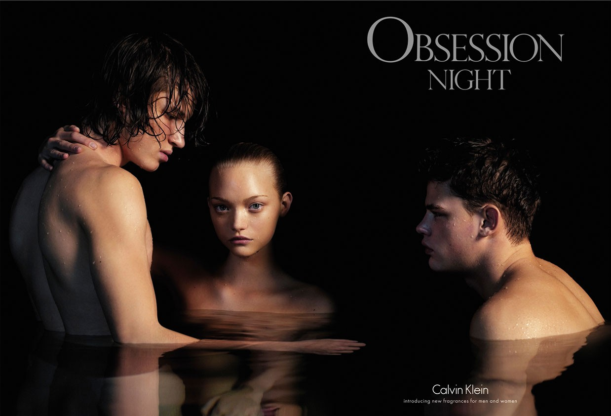 Изображение 3 Obsession Night for Men Calvin Klein