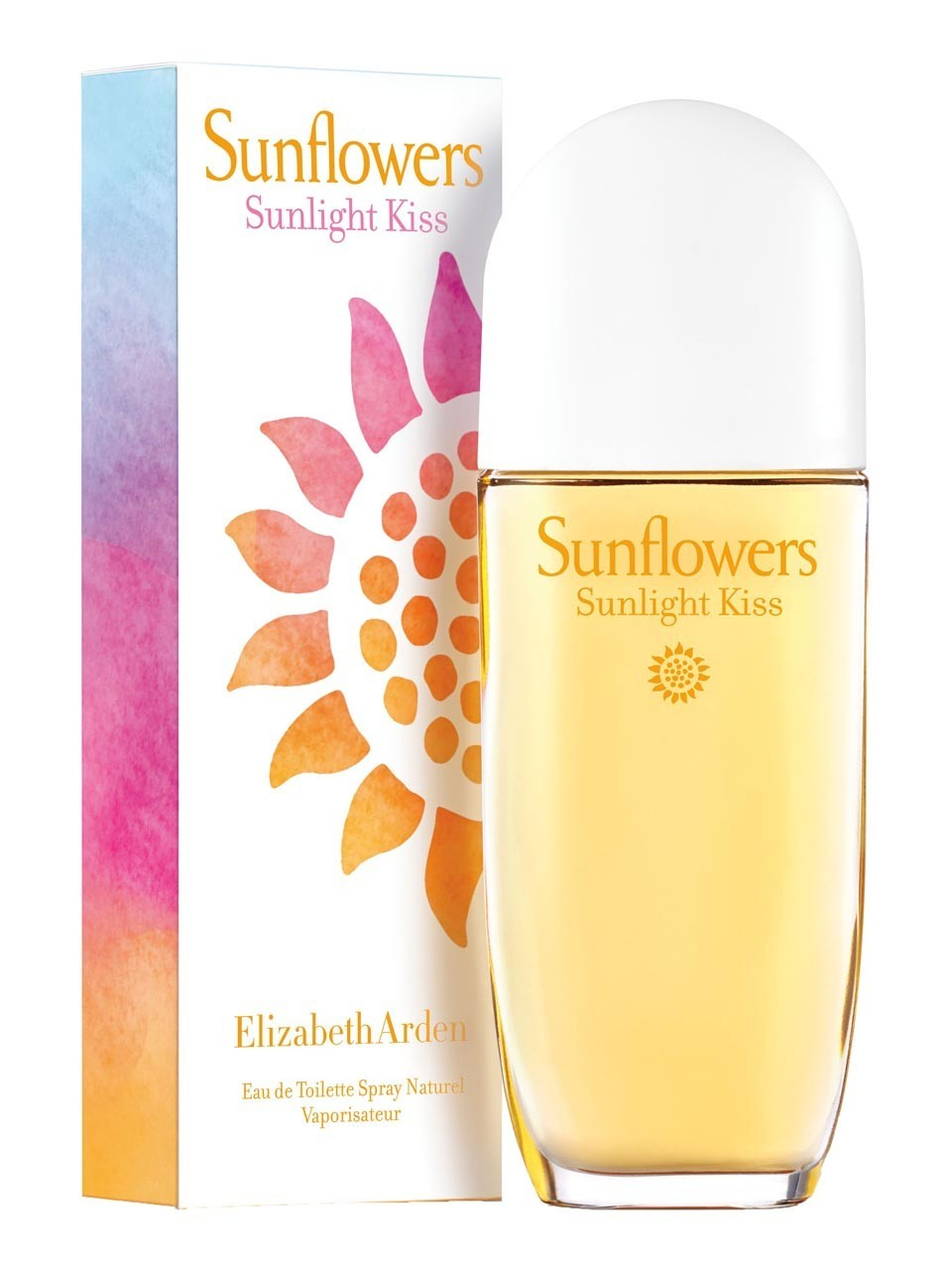Изображение парфюма Elizabeth Arden Sunflowers Sunlight Kiss edt