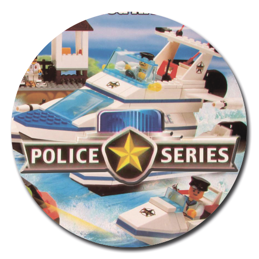 конструкторы Police Series