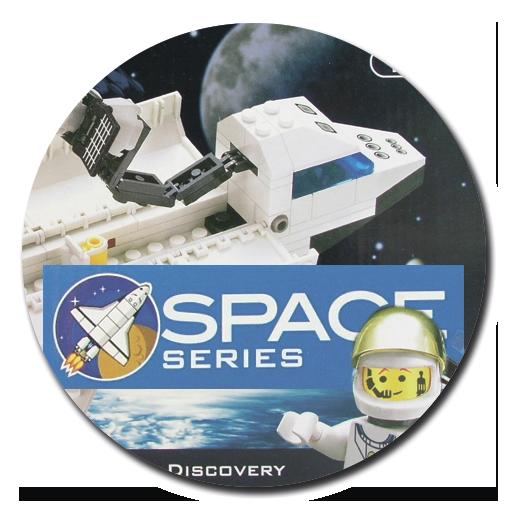 конструкторы Space series
