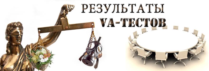отзывы о парфюмерии (VA-тесты)